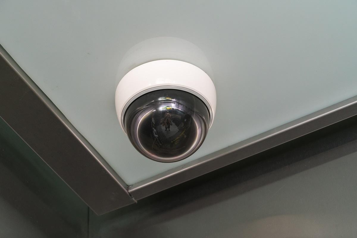 security camera concept