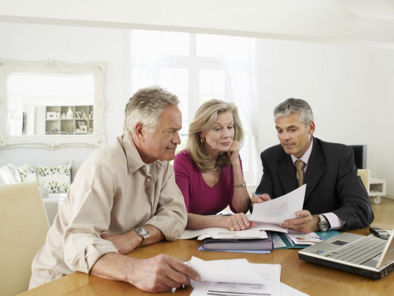 investments for retired couple