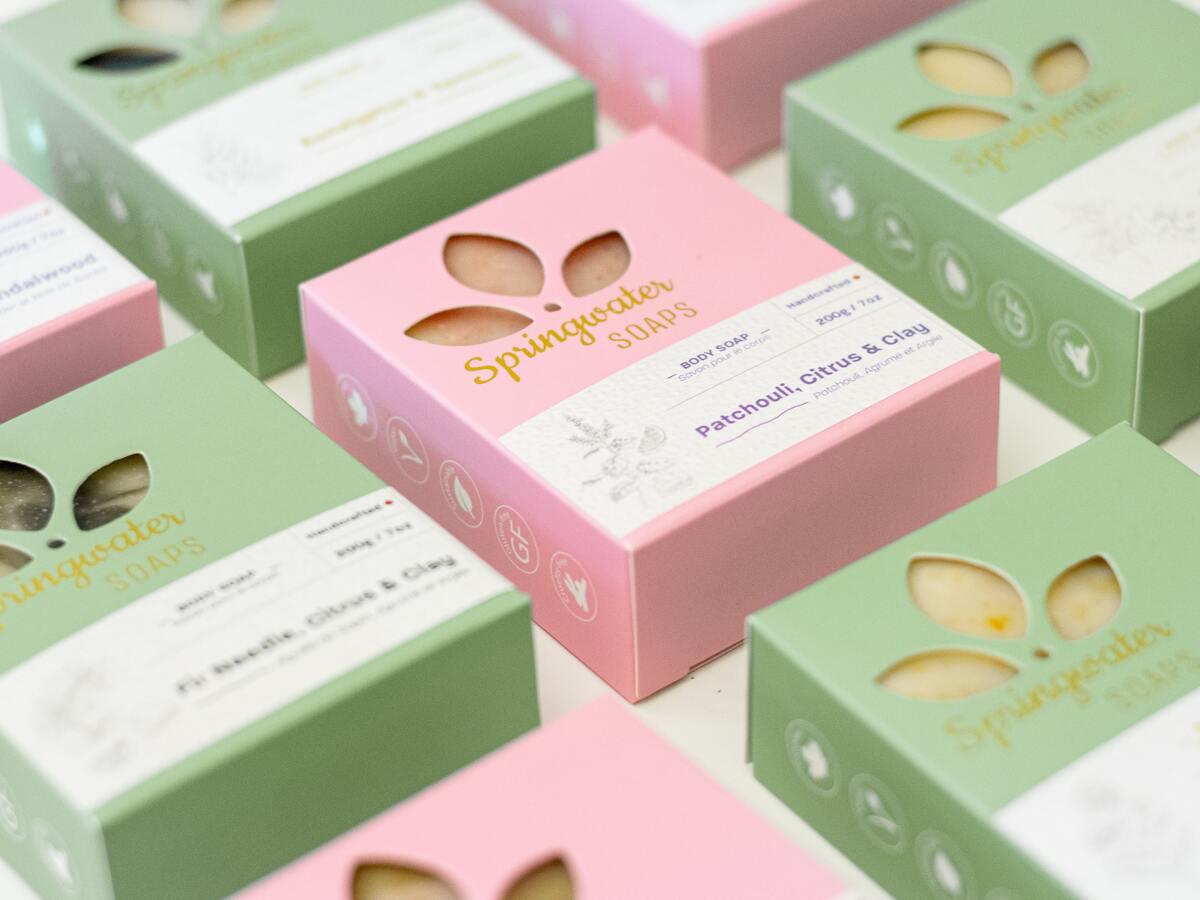 branding through packaging